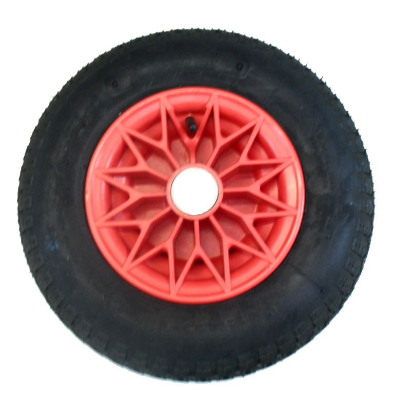 Rear Wheel without bearings Image